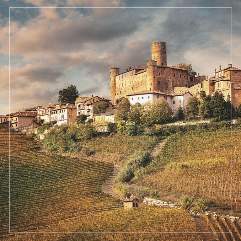 Agliano Terme: Castelli e colline di Langhe e Monferrato