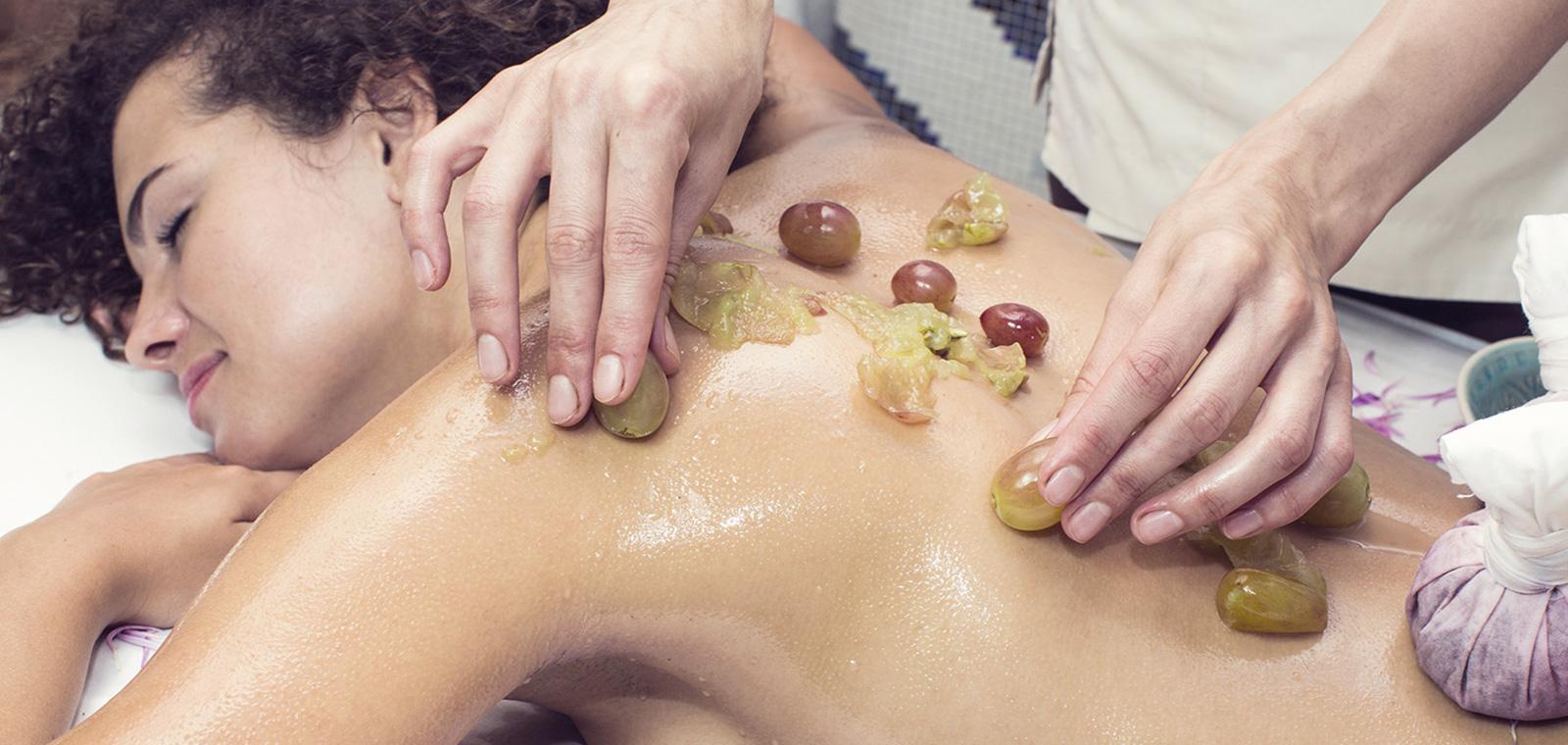 Massaggi ed estetica: l'offerta della Spa di Villa Fontana
