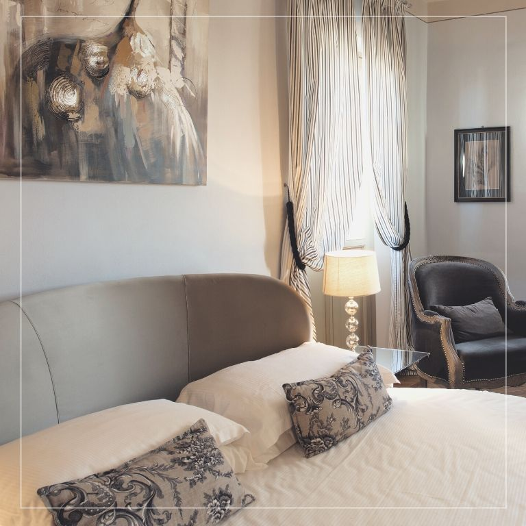 Suites Deluxe: ospitalità raffinata a Villa Fontana