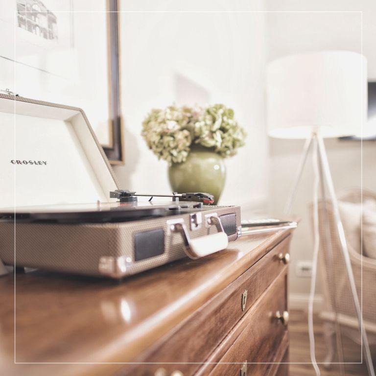 Suite Deluxe con terrazza panoramica